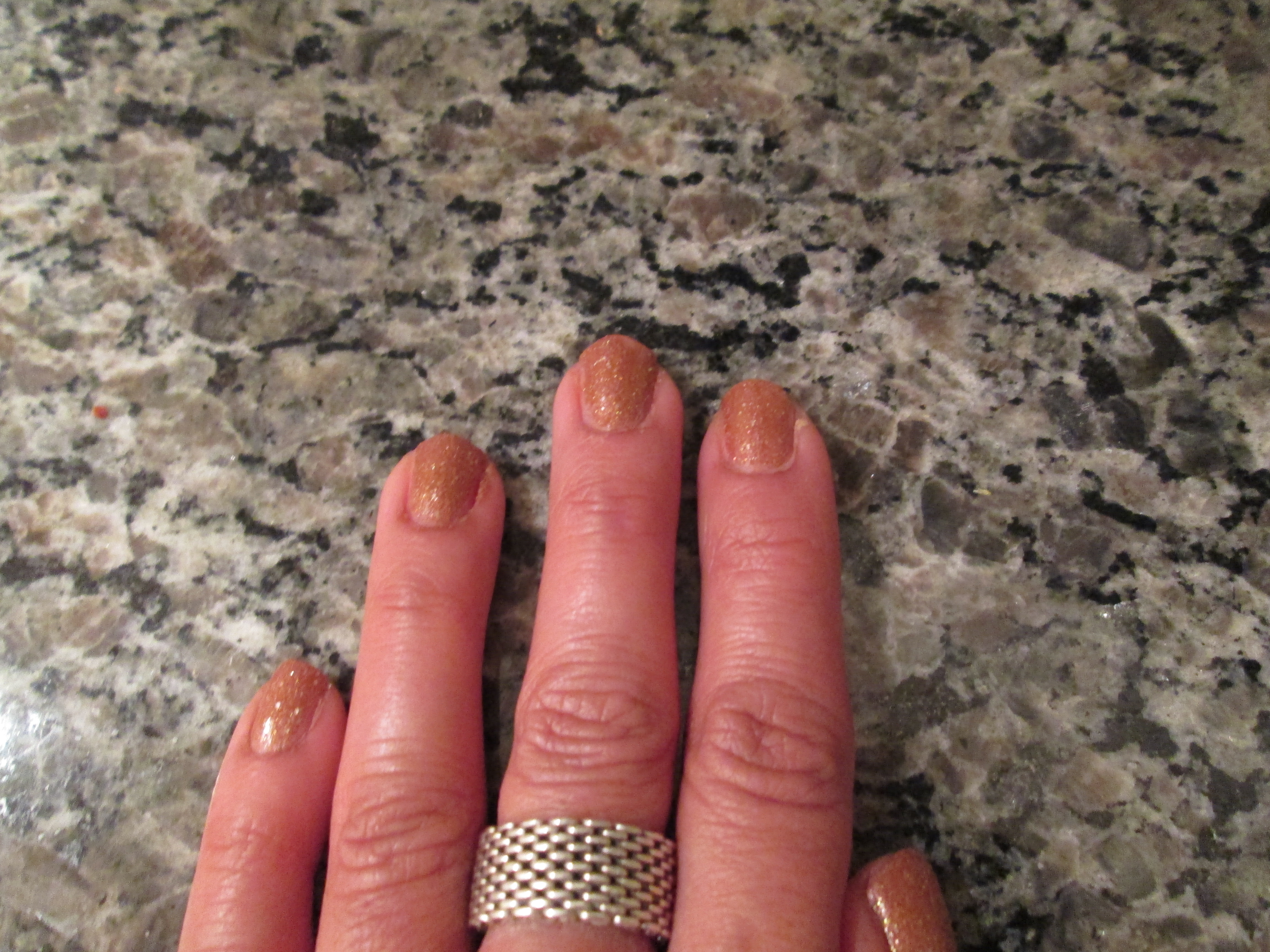 Trend Report: Wearing Glittery Nail Polish in a Professional ...
